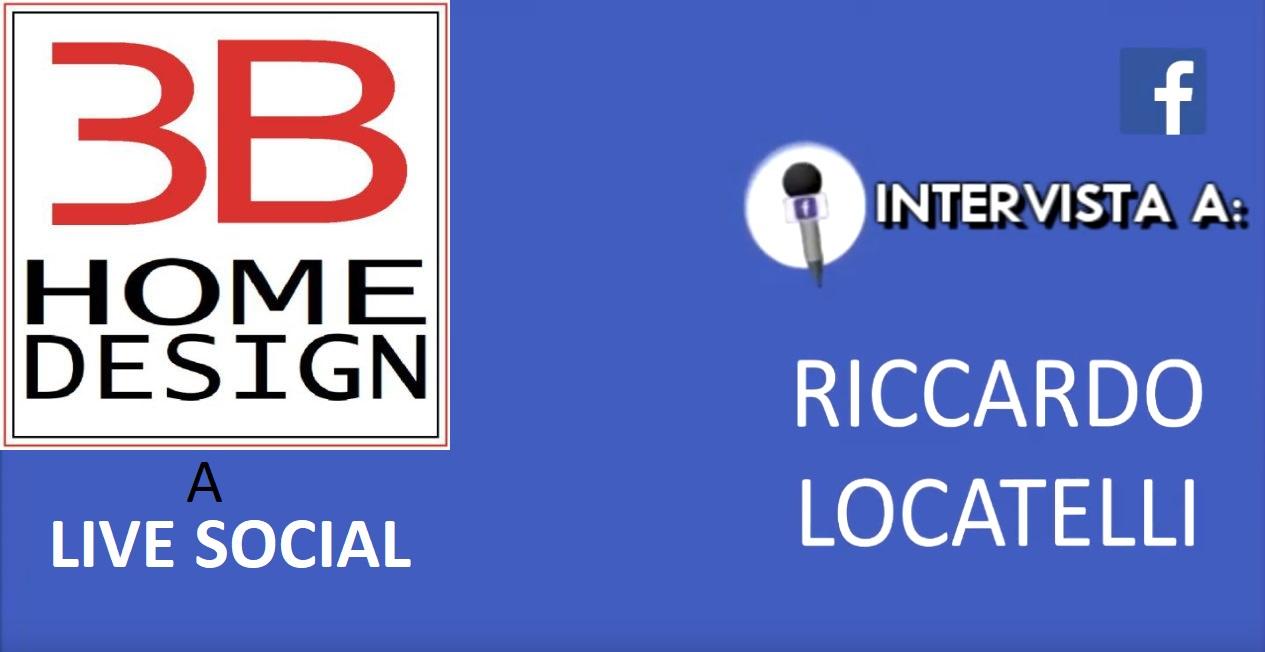 SIAMO STATI INTERVISTATI!!! Riccardo a Live Social!!